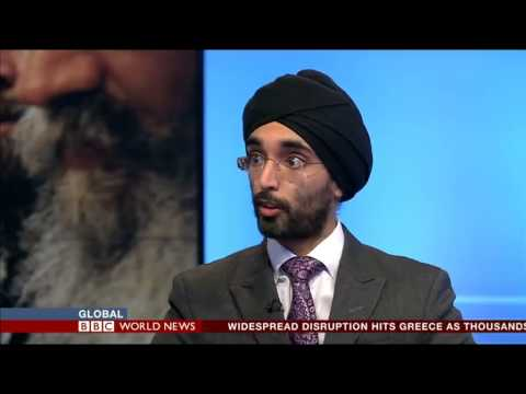 City Sikhs Network on BBC World News