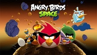 Angry Birds Space Gameplay Android