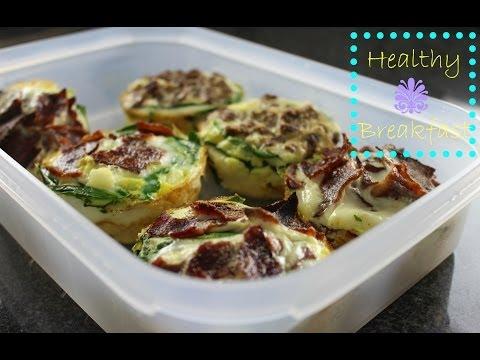 Healthy Breakfast Prep