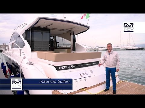 [ENG] FAIRLINE  Targa 48 GT - 4K resolution - The Boat Show