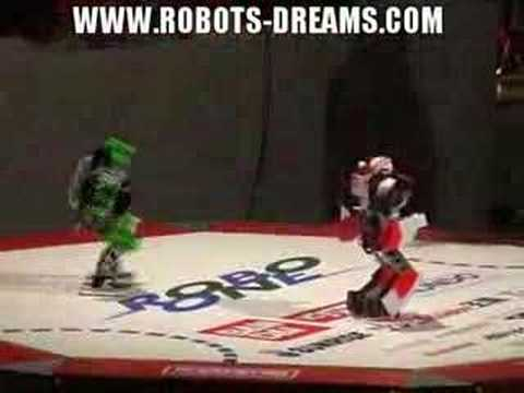 ROBO-ONE 11: Final Match - Yokozuna Great vs. Chrome Kid