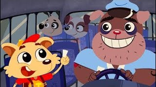 I Like To Travel By Bus - Michi-Wow 2 | The Children's Kingdom for kids