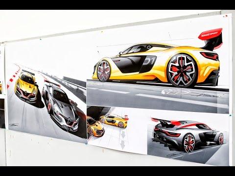 Renault Sport R.S. 01 genesis (full version)