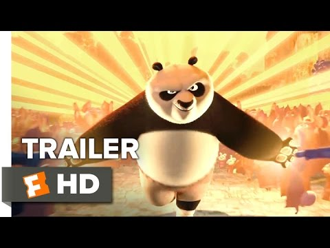Kung Fu Panda 3 Official Trailer #3 (2016) - Jack Black, Angelina Jolie Animation HD