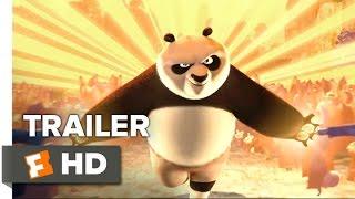 Kung Fu Panda 3 Official Trailer 3 2016  Jack Black Angelina Jolie Animated Movie Hd