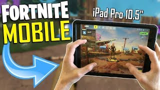 FAST MOBILE BUILDER on iOS / 135+ Wins / Fortnite Mobile + Tips & Tricks!
