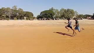 100 Miters  Speed Running/Police Bharti /10.50 Second