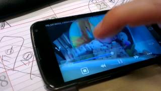 How to play wmv, avi, flv, 3gp files on your Android phone