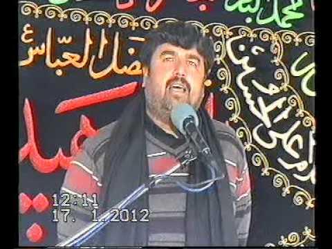 Zakir Aamir Rabani Chalum 22 Safar 2012 Kotehra Matam O Majlis Bhilomar Talagang Chakwal.mpg video