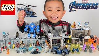 LEGO Avengers Endgame Epic Battle With Thanos CKN Toys