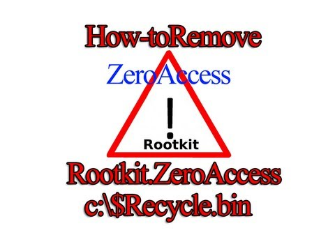 how to remove rootkit manually