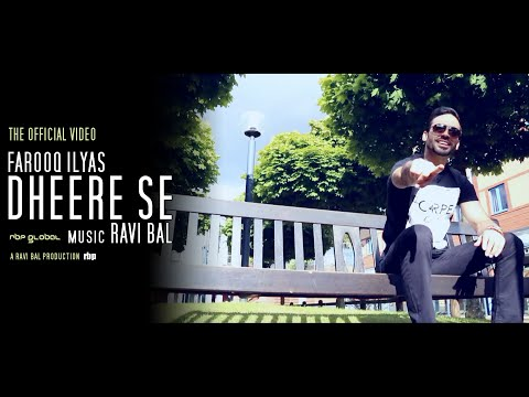 Official Video dheere Se Farooq Ilyas Feat Ravi Bal video
