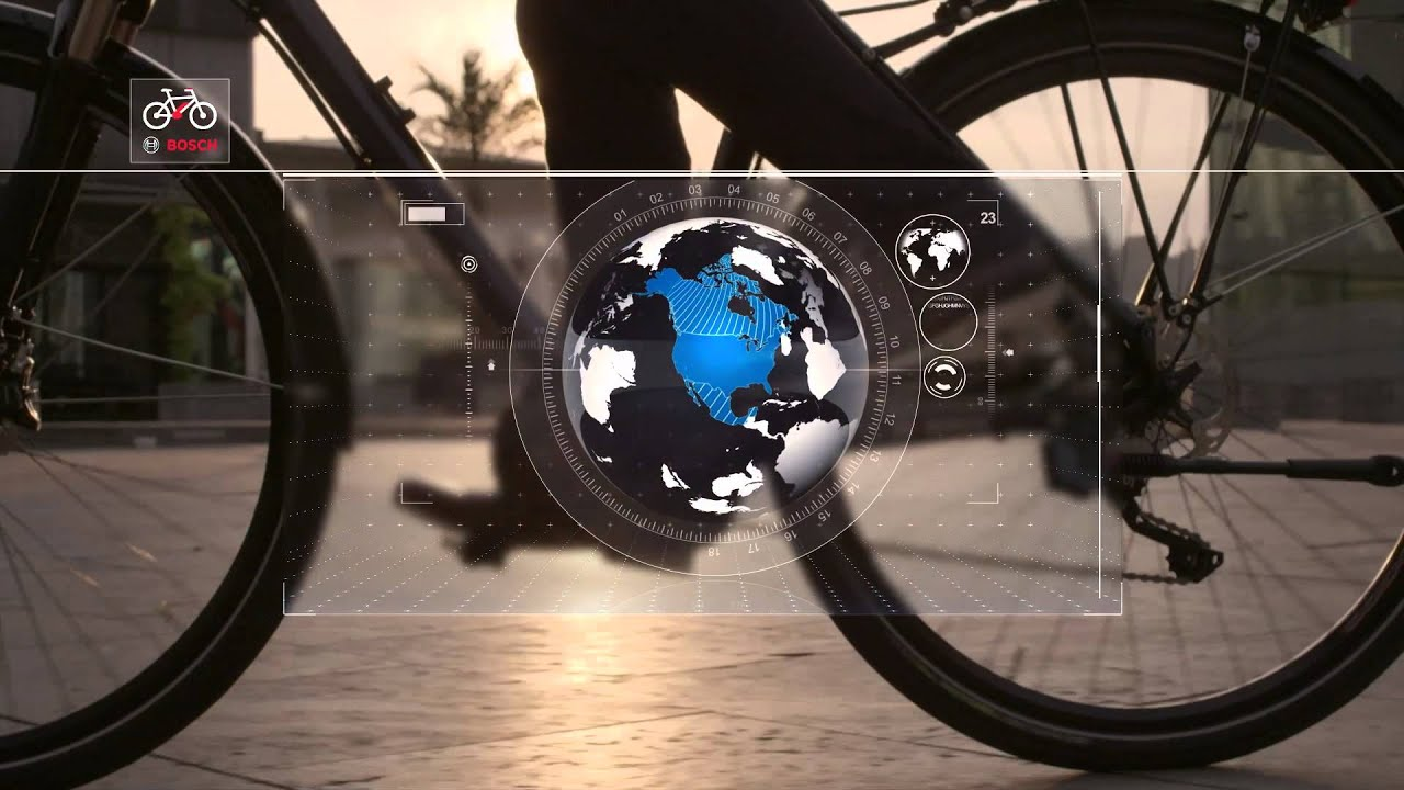 About Us Bosch Ebike Systems Youtube