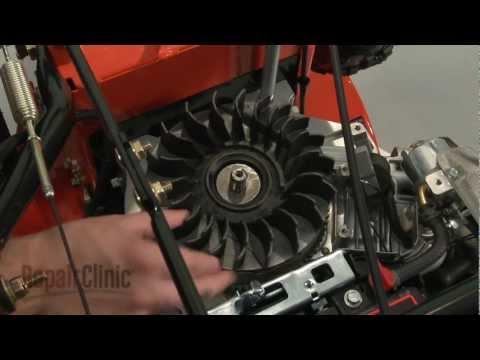 Small Engine Alternator Replacement – Briggs & Stratton Small Engine Repair (part #797090)