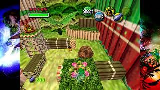Legend of Zelda: Majora's Mask - Part 13 - Fly Tree People