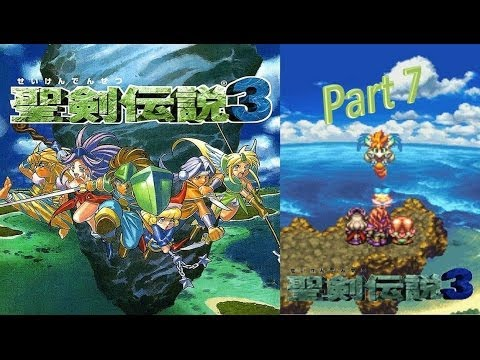 Let's Play Secret of Mana 2 [German/BLIND] #7 Den Zwergen auf der Spur