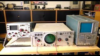 #202: Basics of using FFT on a Tektronix TDS2000 oscilloscope