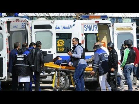 Tunis Attack Gunmen Kill Tourists In Museum Rampage: Breaking News