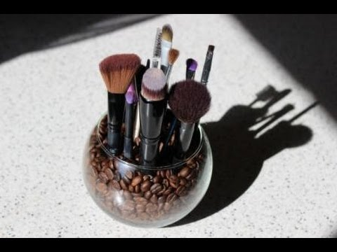Кисти для макияжа своими руками фото