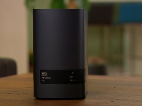 The WD My Cloud EX2 is a great entry level home NAS server