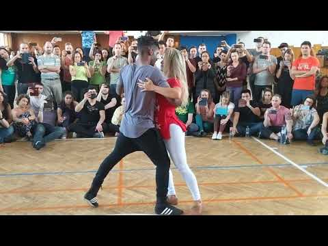 PZC2018 Workshop ACD with Cacau & Walter ~ video by Zouk Soul