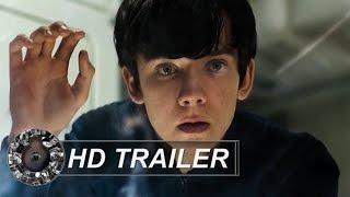 O ESPAÇO ENTRE NÓS | Trailer (2017) Dublado HD