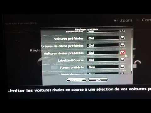 Codes pour débloquer toute les voitures sur gt5 prologue (l