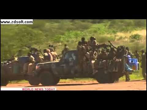 Intense battle for South Sudan city of Bentiu