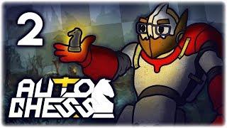 Dragon Warrior Boy | Part 2 | Let's Play: Dota Auto Chess | Dota 2 Custom Gameplay