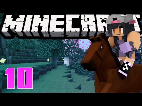 Minecraft Diaries [Ep.10] - These Aren't the Horses You're Looking For