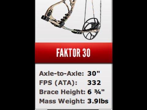 2014 Hoyt Faktor 30 Review