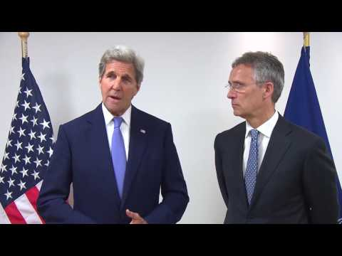 Kerry: Brexit Won't Change NATO Relationship
