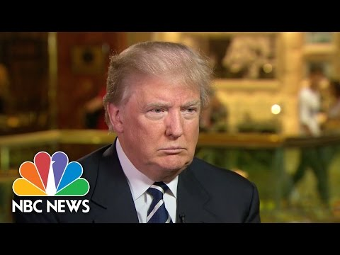 Donald Trump: 'I Will Win The Latino Vote' (Full Interview) | NBC News