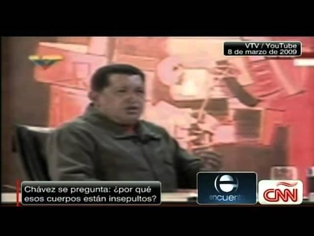 Hugo Chávez y la contradicción de su embalsamado