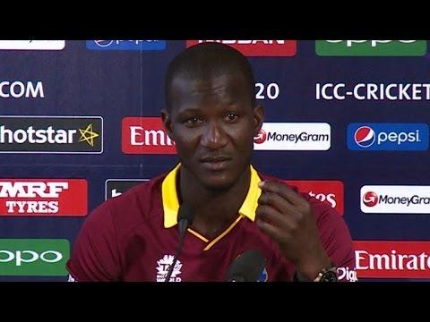 Sammy dares England to stop Windies boundary-hitting