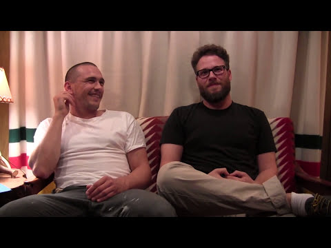 Tales from Set: James Franco and Seth Rogen