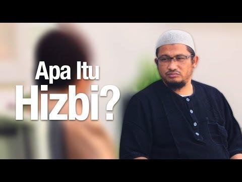 Bincang Santai: Apa Itu Hizbi? - Ustadz Abdullah Taslim, MA.