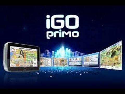 Video Aula iGO Primo 24 Multiresolução. Abril de 2013