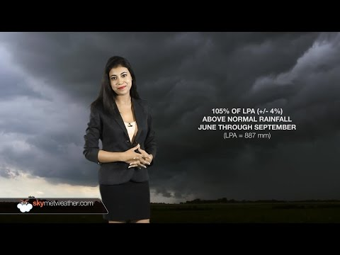 Skymet Weather Forecasts Above Normal Monsoon for India in 2016