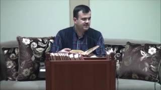 G.Emir - Ali Rıza Kırkıkoğlu - Risale-i Nur Dersi