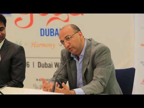Consulate General of India, Dubai Press Meet