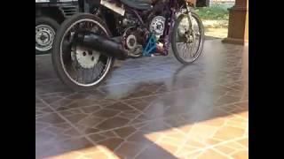 Setting drag Mio SELEMBARAN liaran 200cc