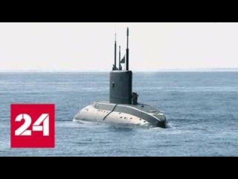 Испепелители: подлодки ВМФ нанесли удар из Средиземного моря - Россия 24