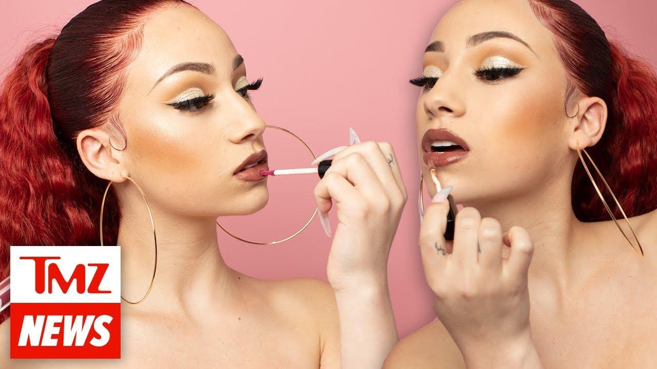 Danielle Bregoli Signs $900,000 Makeup Endorsement Deal | TMZ NEWSROOM TODAY