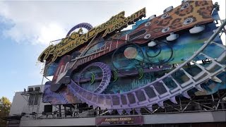 Rock 'n' Roller Coaster | Walt Disney Studios Paris
