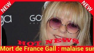Mort de France Gall : malaise sur le plateau de Yann Barthes la troupe de Résiste évoque