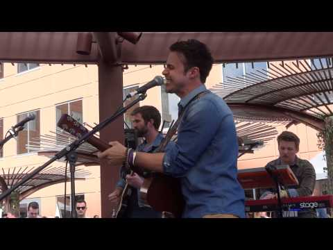 Kris Allen - Better With You & Shut That Door - Quantum Collective, SXSW - 3/14/14 Music Videos
