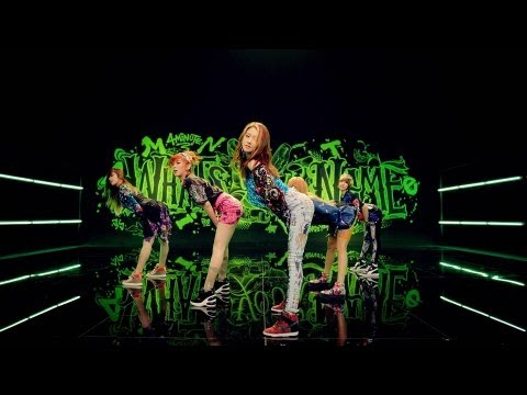 4MINUTE - '��� ���? (What's Your Name?)' (Official Music Video)