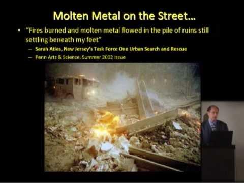 9 11 Blueprint molten metal