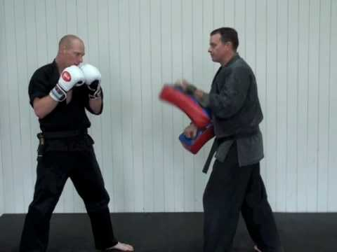 Kickboxing Basics Video